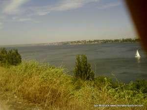 первые фотографии реки Ингул