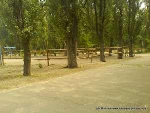 Парк Победы: ранчо