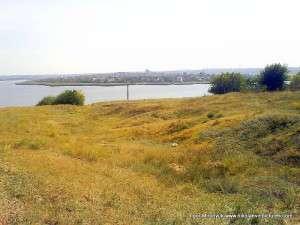 Порожнеча и река Ингул