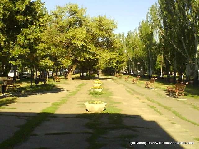 Садовая, проспект Ленина.