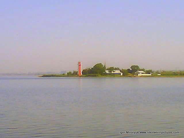 Николаевский маяк