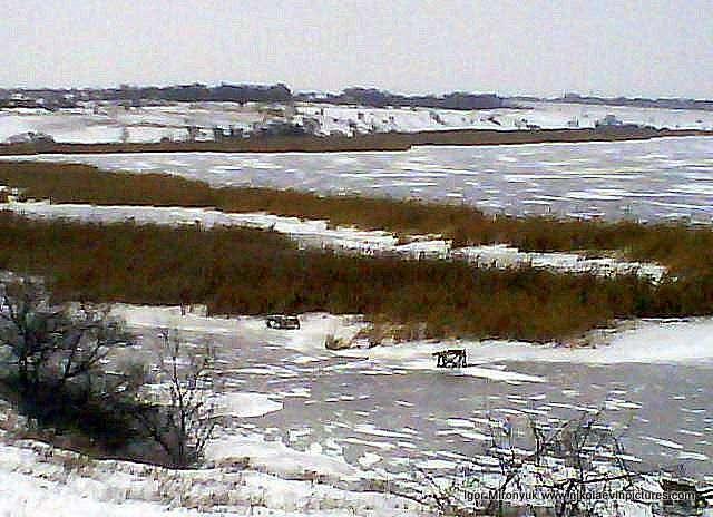 Живописный пейзаж, который стоит увидеть зимой в Порожнече.